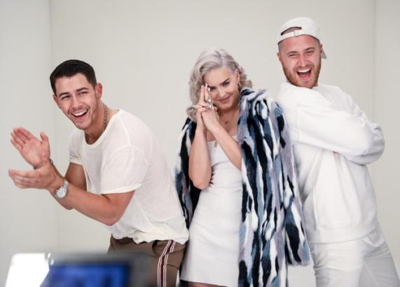 Nick Jonas, Anne-Marie, Mike Posner, Video Shot, Remember I Told You